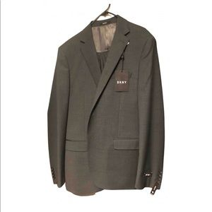 DKNY Brand New Men's Suit